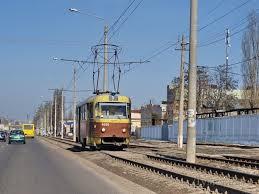 Иностранные туристы в городском транспорте Одессы «фото»