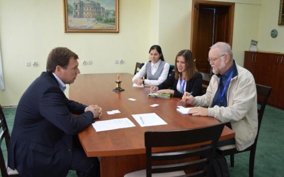 Николай Скорик предупредил ОБСЕ о готовящихся фальсификациях «фото»