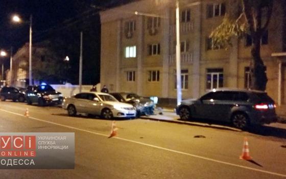 В Одессе автохам угрожал журналистке расправой. Полицейские наблюдали в сторонке «фото»