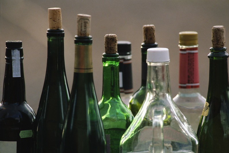 Пьянству – бой! На границе с Приднестровьем оперативники обнаружили 800 литров спирта