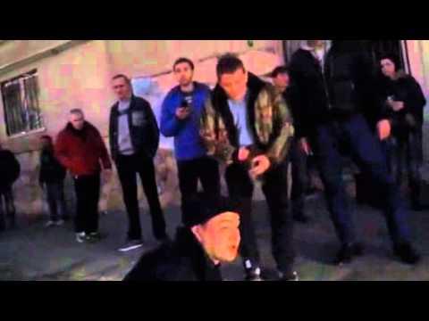Экипаж патрульной полиции сбил женщину на Балковской (видео) «фото»