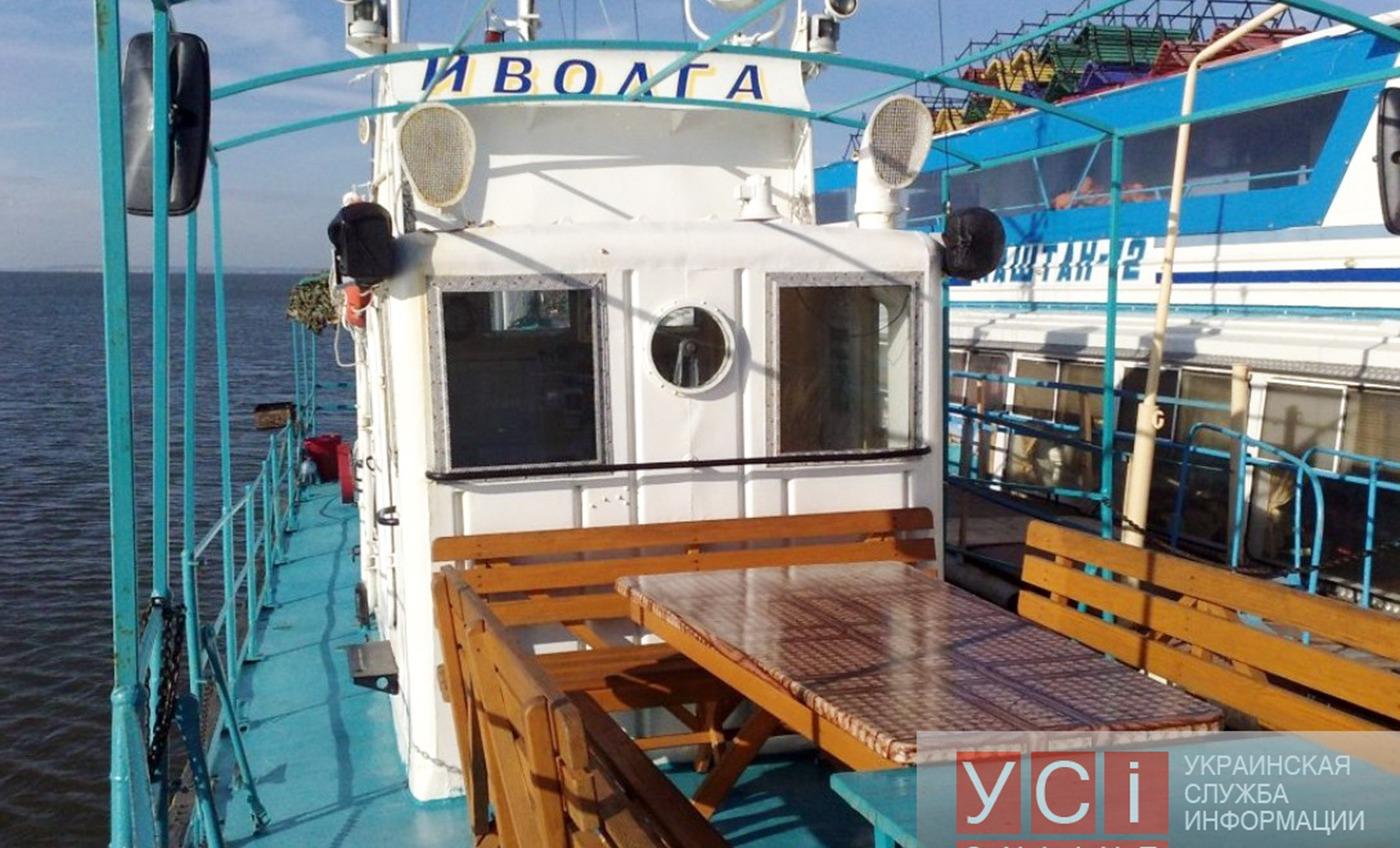 Предварительная причина трагедии в Затоке — почти трехкратная перегрузка судна, — Саакашвили «фото»