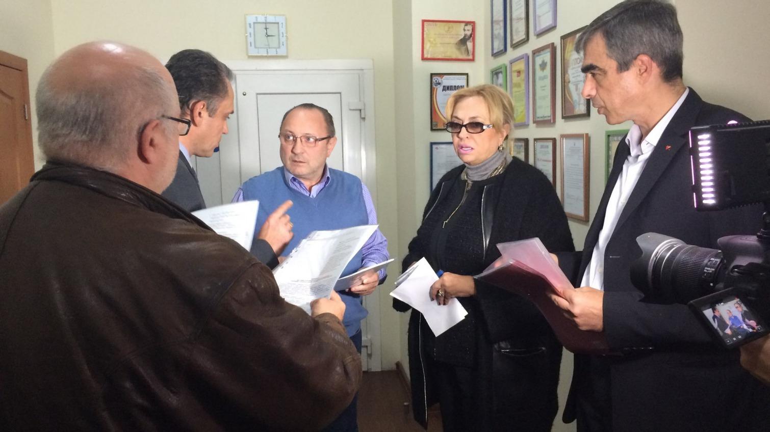 Кужель хочет подвести Саакашвили под статью? «фото»