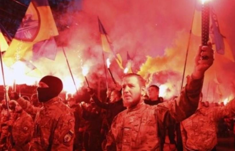 По Одессе прошел «Марш патриотов» в честь Дня защитника Украины (ФОТО) «фото»