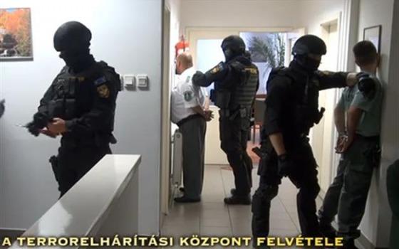В Венгрии — волна арестов на границе с Украиной «фото»