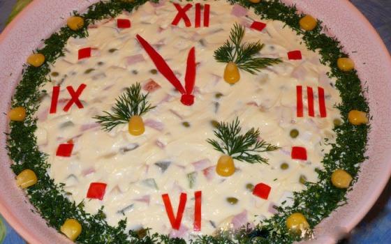 «Оливье» на Новый Год обойдется одесситам в сто гривен «фото»