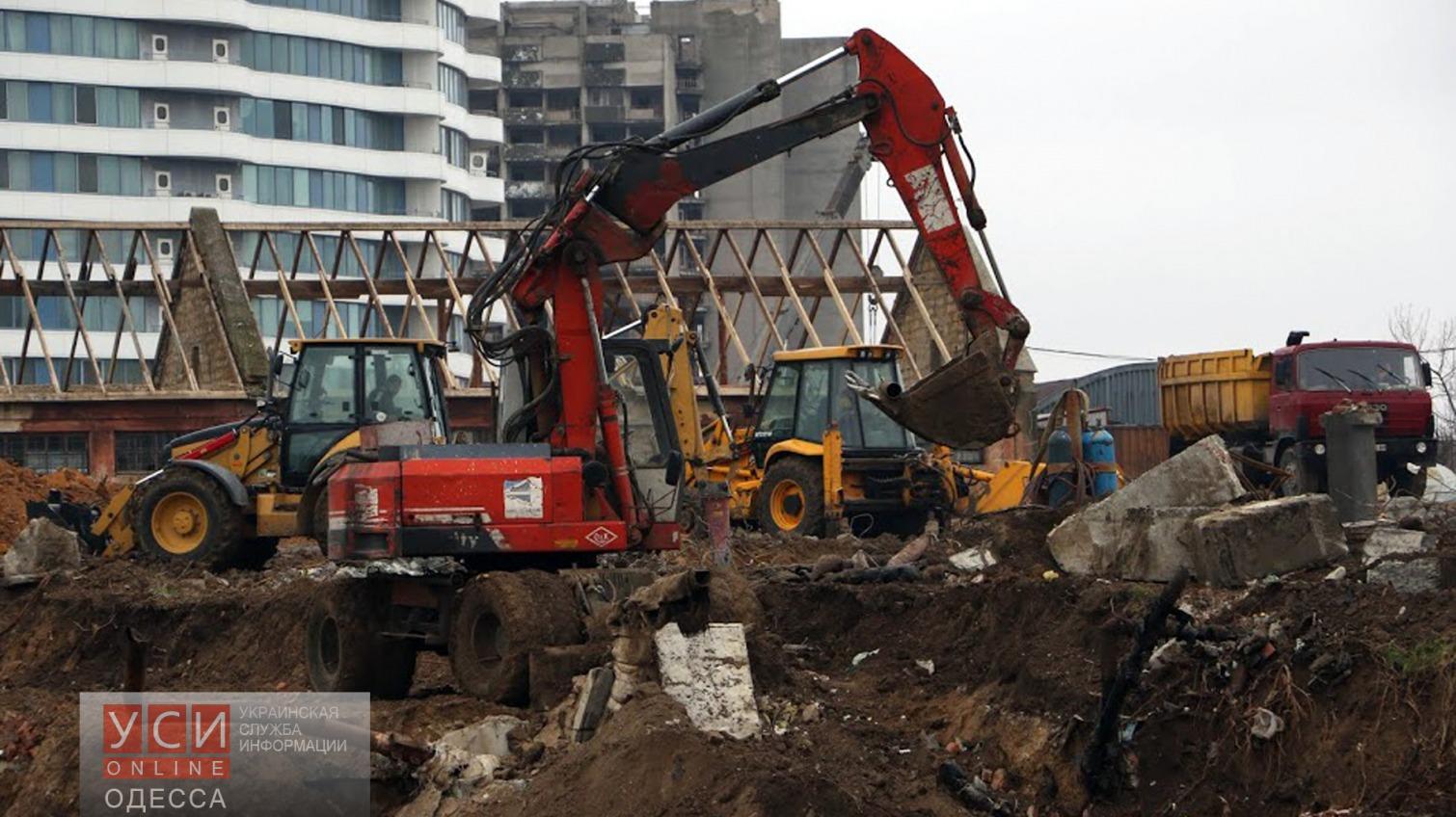 В Аркадии можно строить дома не выше 24 этажей «фото»