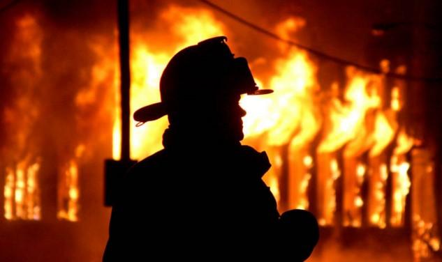 В Одессе ликвидировали масштабный пожар «фото»