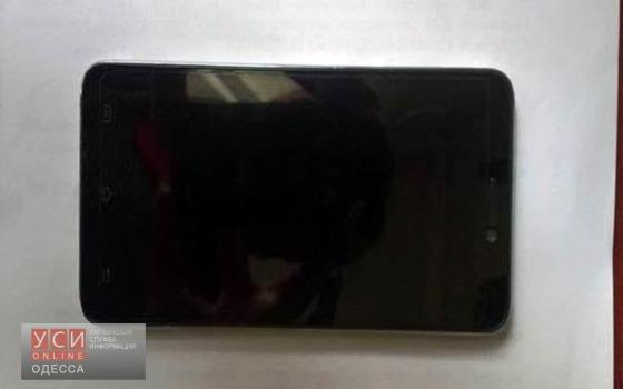 В Одессе двое несовершеннолетних избили и отобрали телефон у сверстника «фото»