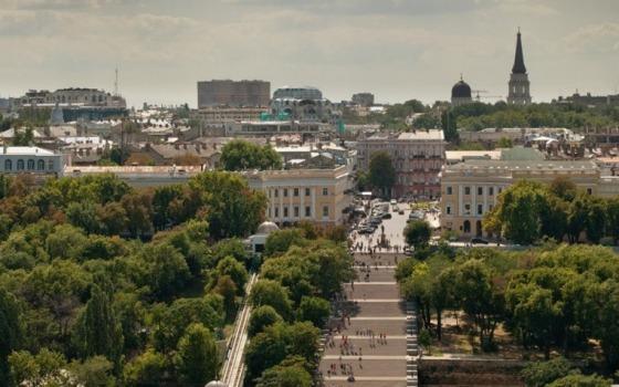 Саакашвили будет строить Одессу по своему усмотрению? «фото»