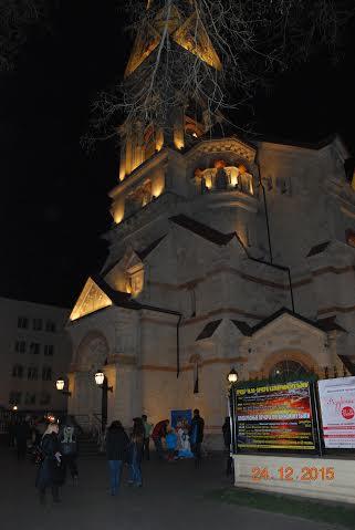 В одесской Кирхе открылась благотворительная Рождественская ярмарка «фото»