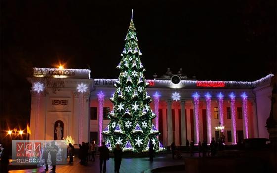 Одесситы будут праздновать Новый Год целый месяц «фото»