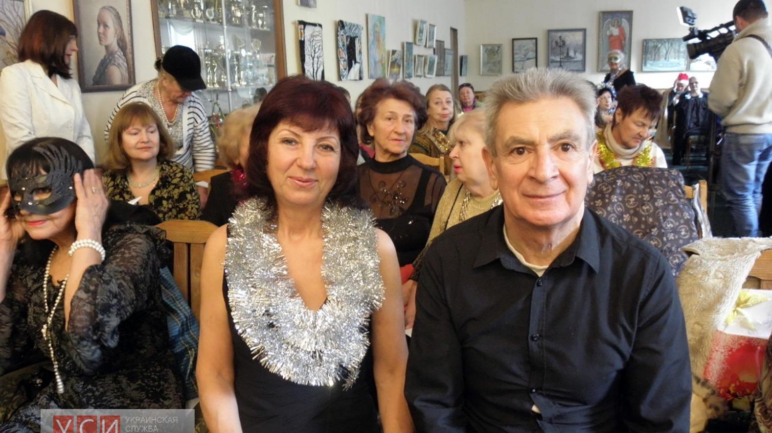 Пенсионеры устроили карнавал (фото) «фото»