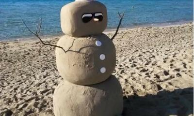 В Одессе не спешат закрывать купальный сезон (фото) «фото»