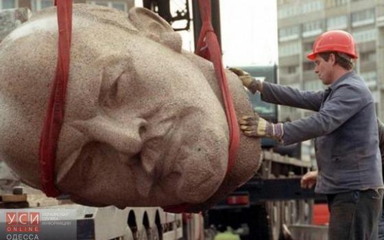 Советские идолы перекочуют с одесских улиц в музеи «фото»