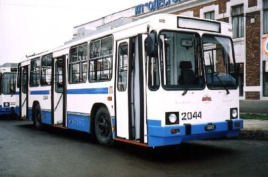 В Одессе восстановят старый троллейбусный маршрут «фото»