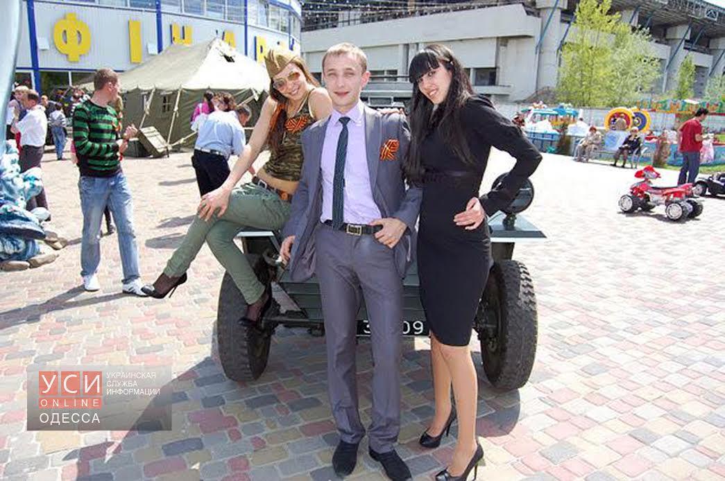 Новые лица одесского политикума: Алексей Кисловский доверяет сокровенное только «Одноклассникам» «фото»