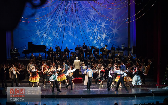 Премьеры «Рождественского фестиваля» в Оперном театре «фото»