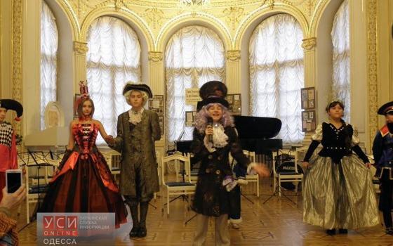 Одесские дети встретили Европейское Рождество песнями «фото»