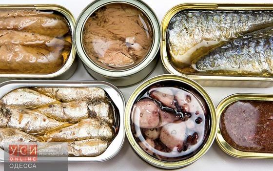 В Одесской области «обмелело» производство рыбпродукции «фото»