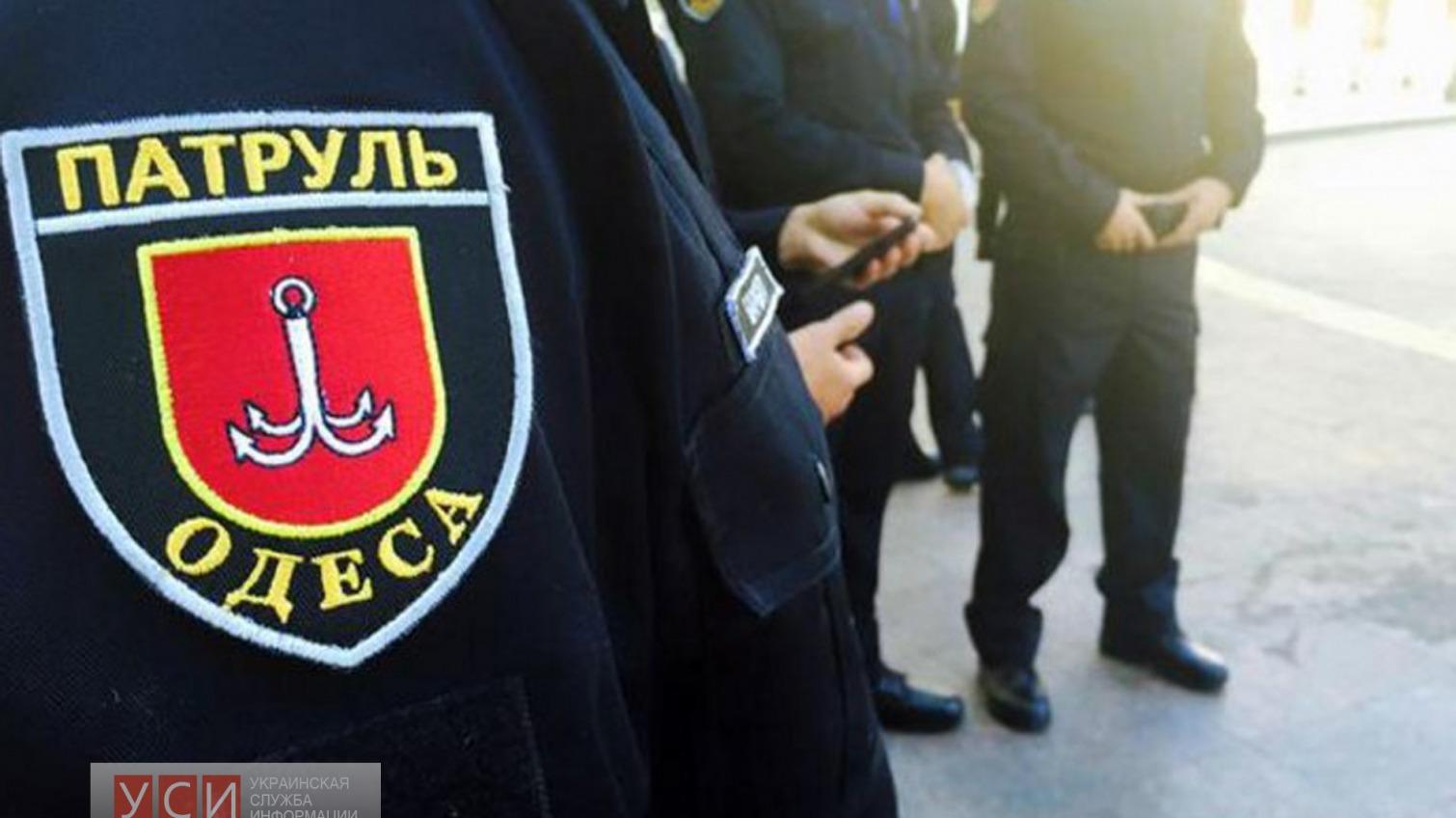Охранять спокойствие одесситов в Новый год будут тысячи полицейских и Нацгвардия «фото»