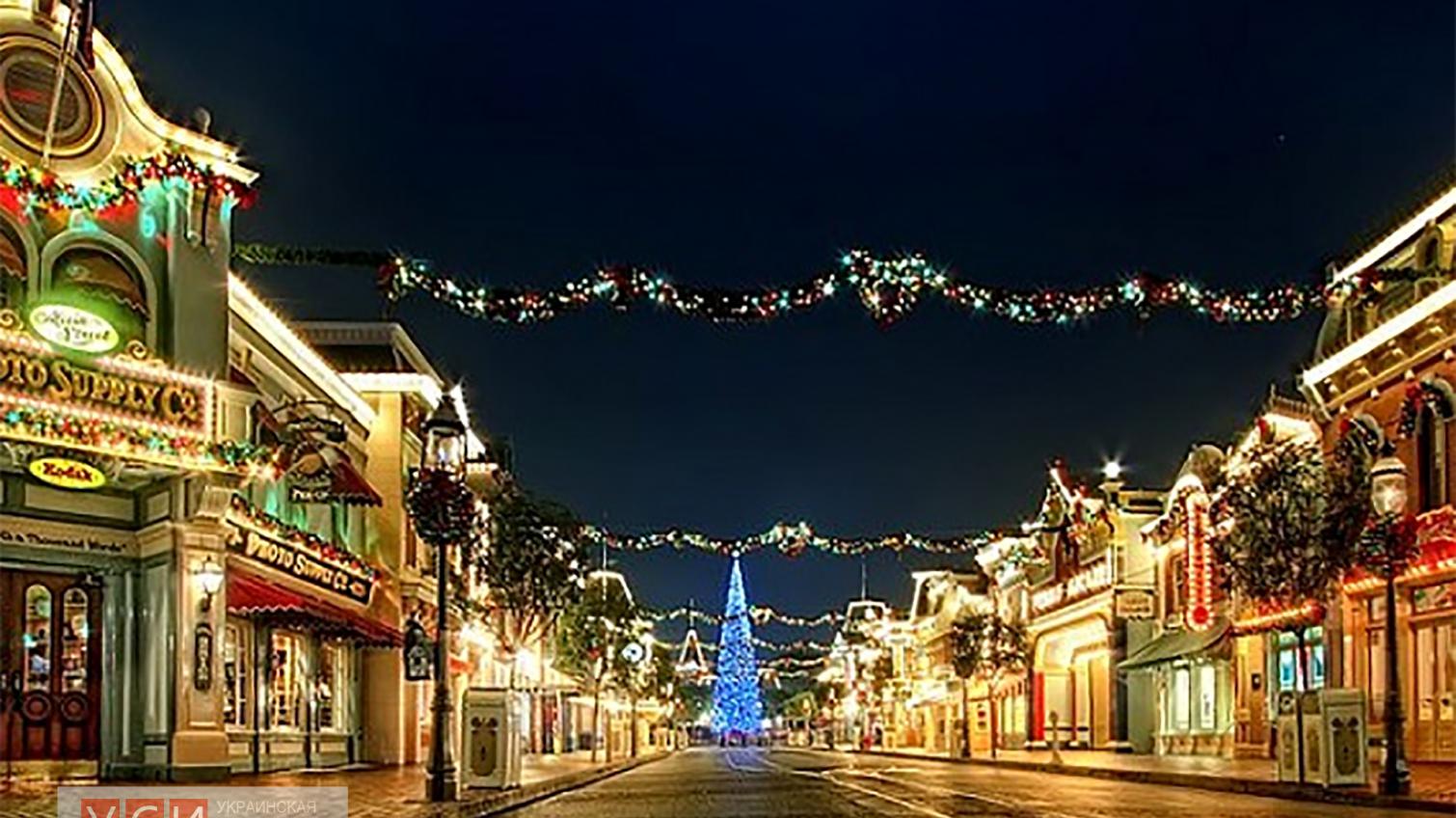 В Одессе стартовал Фестиваль Рождества «фото»