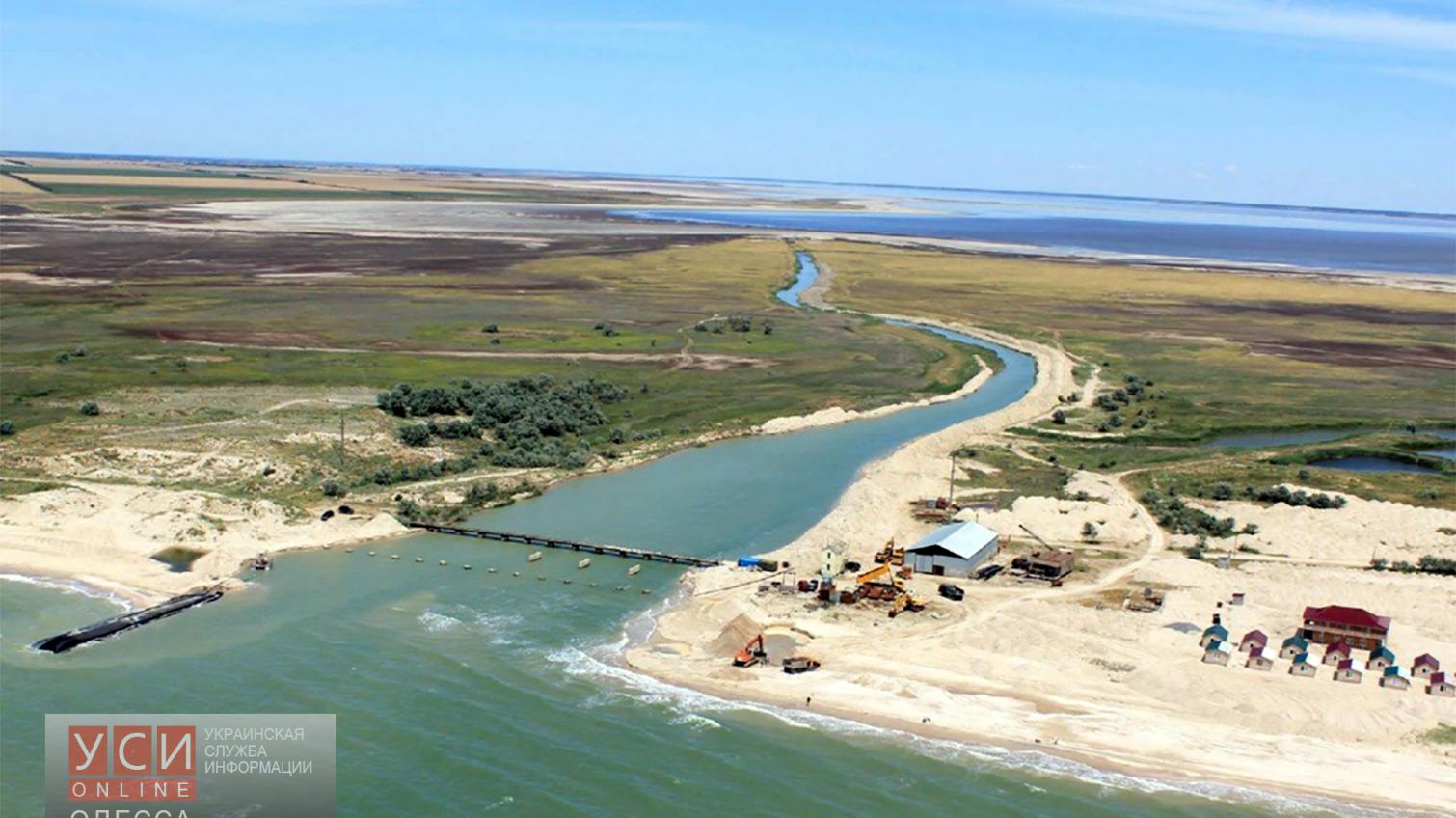 Тузловские лиманы намерены поделить на три зоны: заповедную, хозяйственную и туристическую «фото»