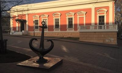 Поврежденный туристический символ Одессы восстановлению не подлежит (фото) «фото»