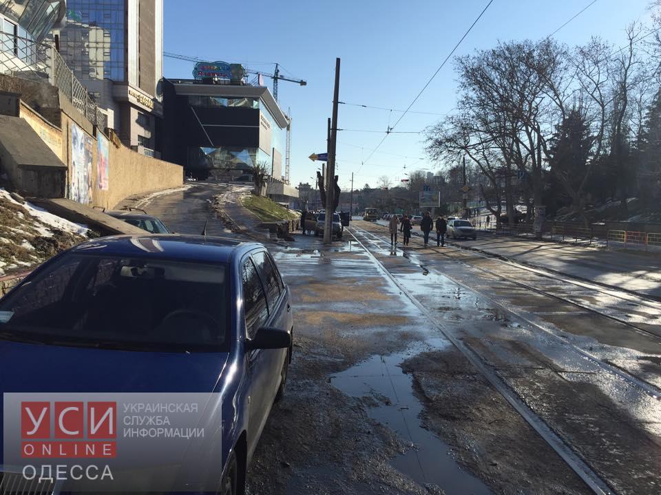 Сергей Дубенко показал одесский «пешеходный ад» «фото»
