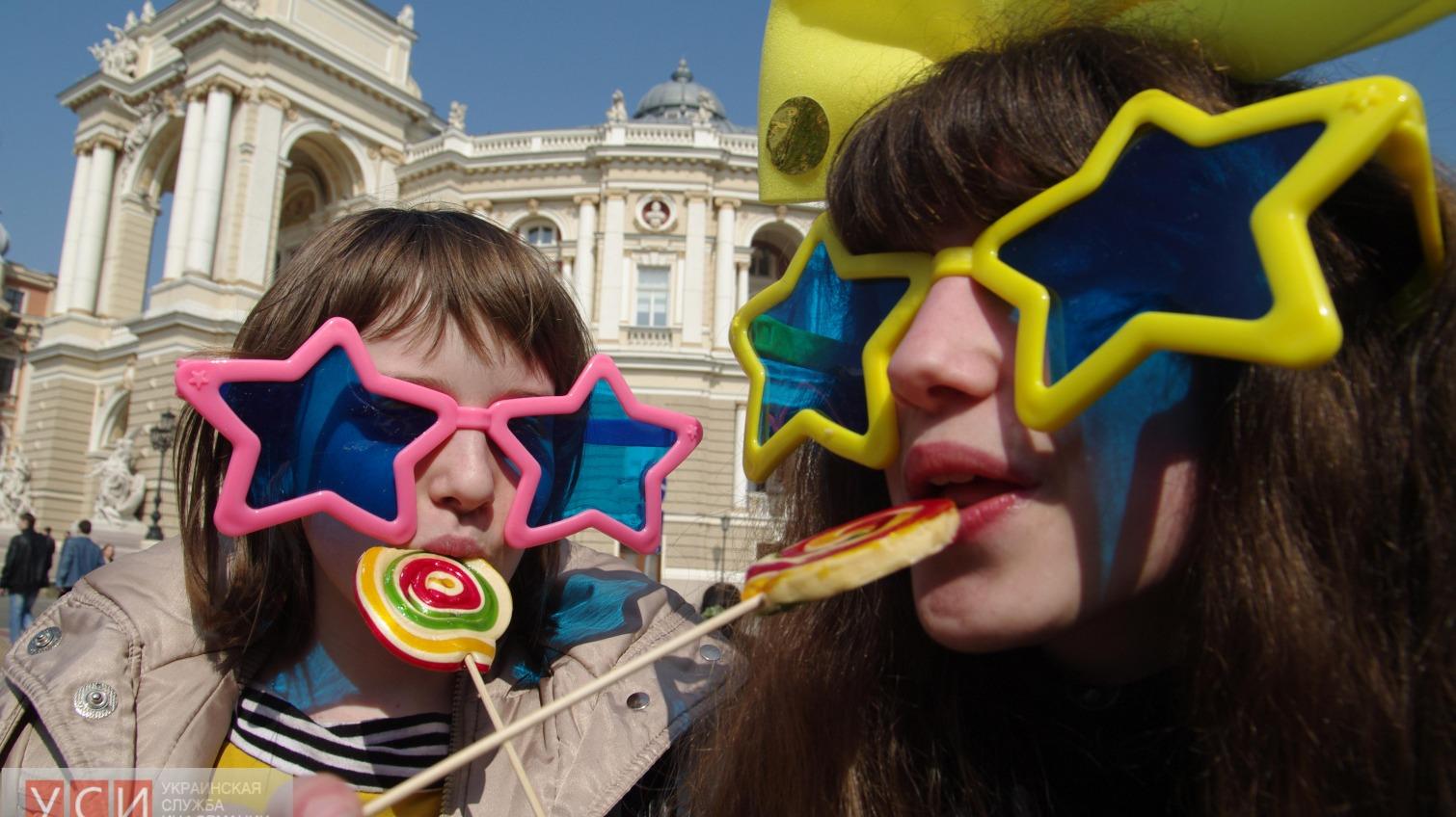 Вместо «Юморины» в Одессе будет «Комедиада» «фото»