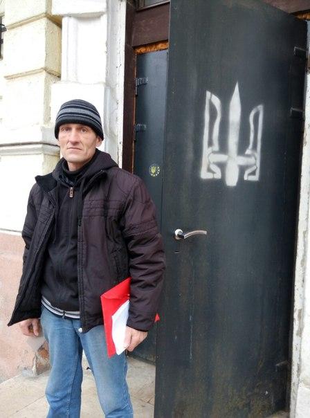 Россиянин, поддержавший Майдан и переехавший в Одессу, не может добиться статуса беженца (фото) «фото»