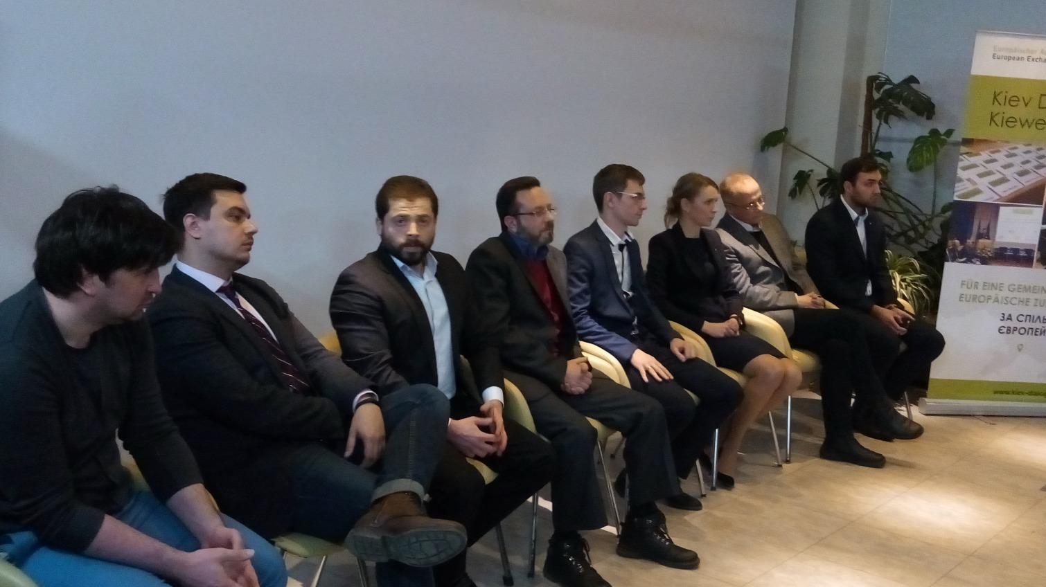 Вердикт общественников: администрация Саакашвили готова к диалогу с гражданами «фото»
