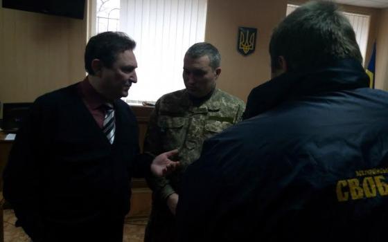 Одесского военного подозревают в самовольной сдаче в аренду территории части «фото»