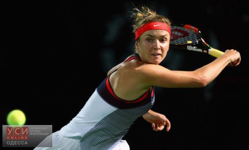 Одесситка вошла в двадцатку лучших мировых теннисисток «фото»