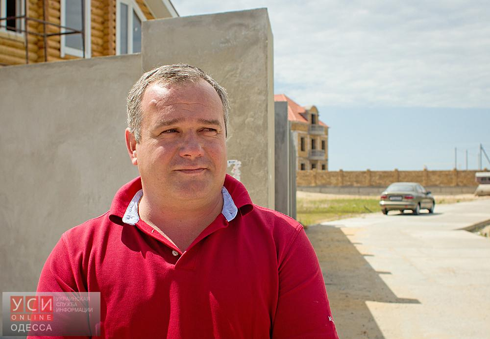 Одесскими пляжами будет руководить кадр с сомнительной репутацией «фото»