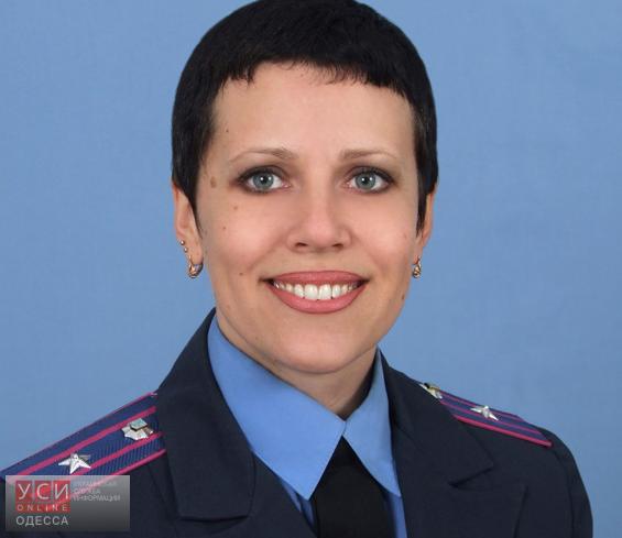 «Коллега» агента Скалли стала женщиной года в Одесской области «фото»