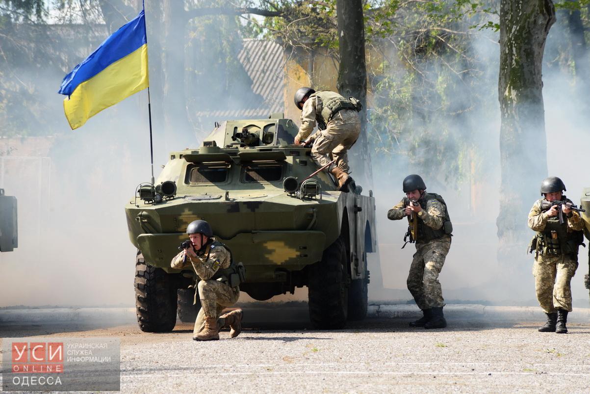 В Одессе перед майскими провели антитеррористические учения (фото) «фото»