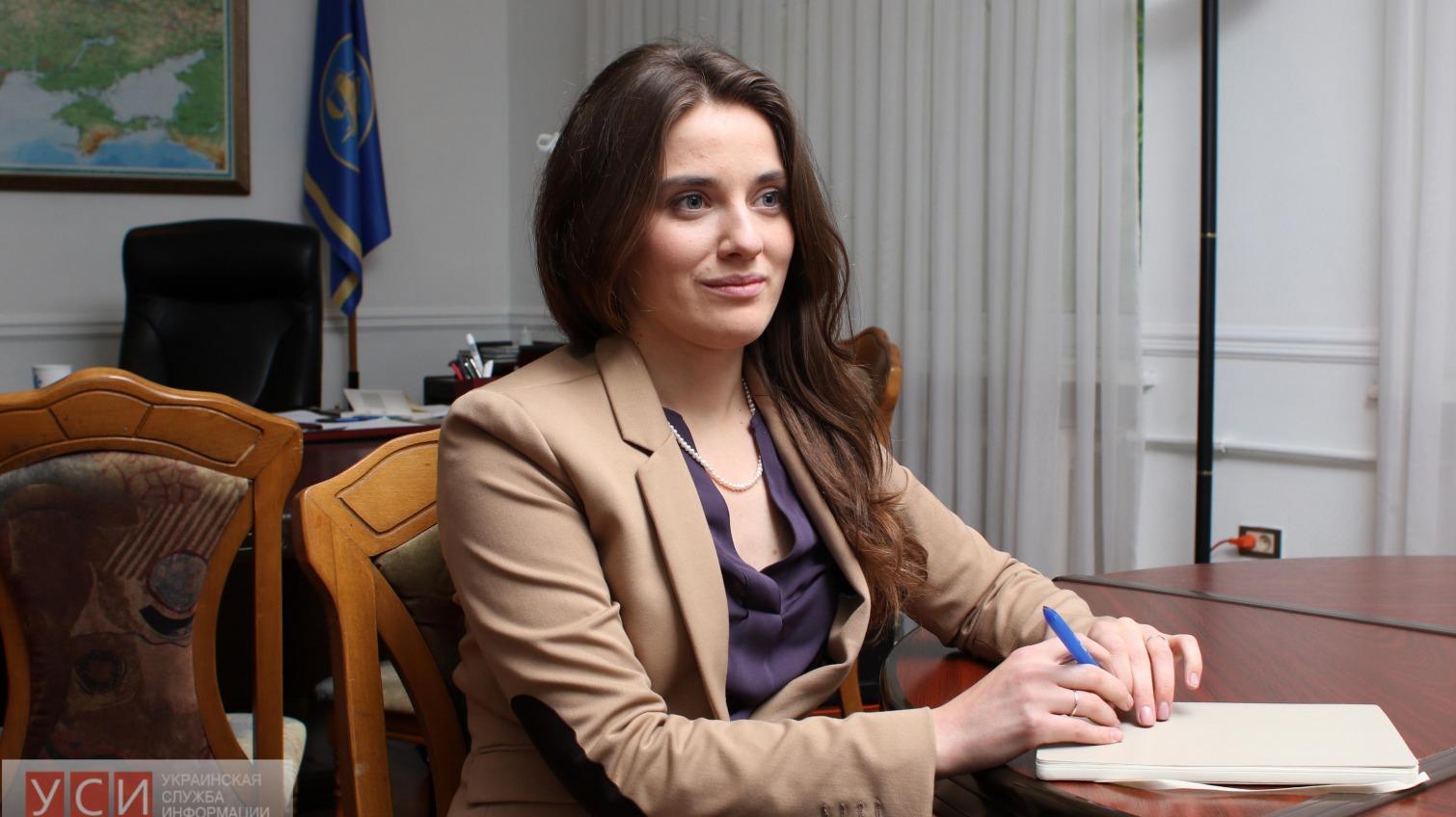 Юлия Марушевская: Одесская таможня – единственный шанс для бизнеса оформлять грузы без взяток «фото»
