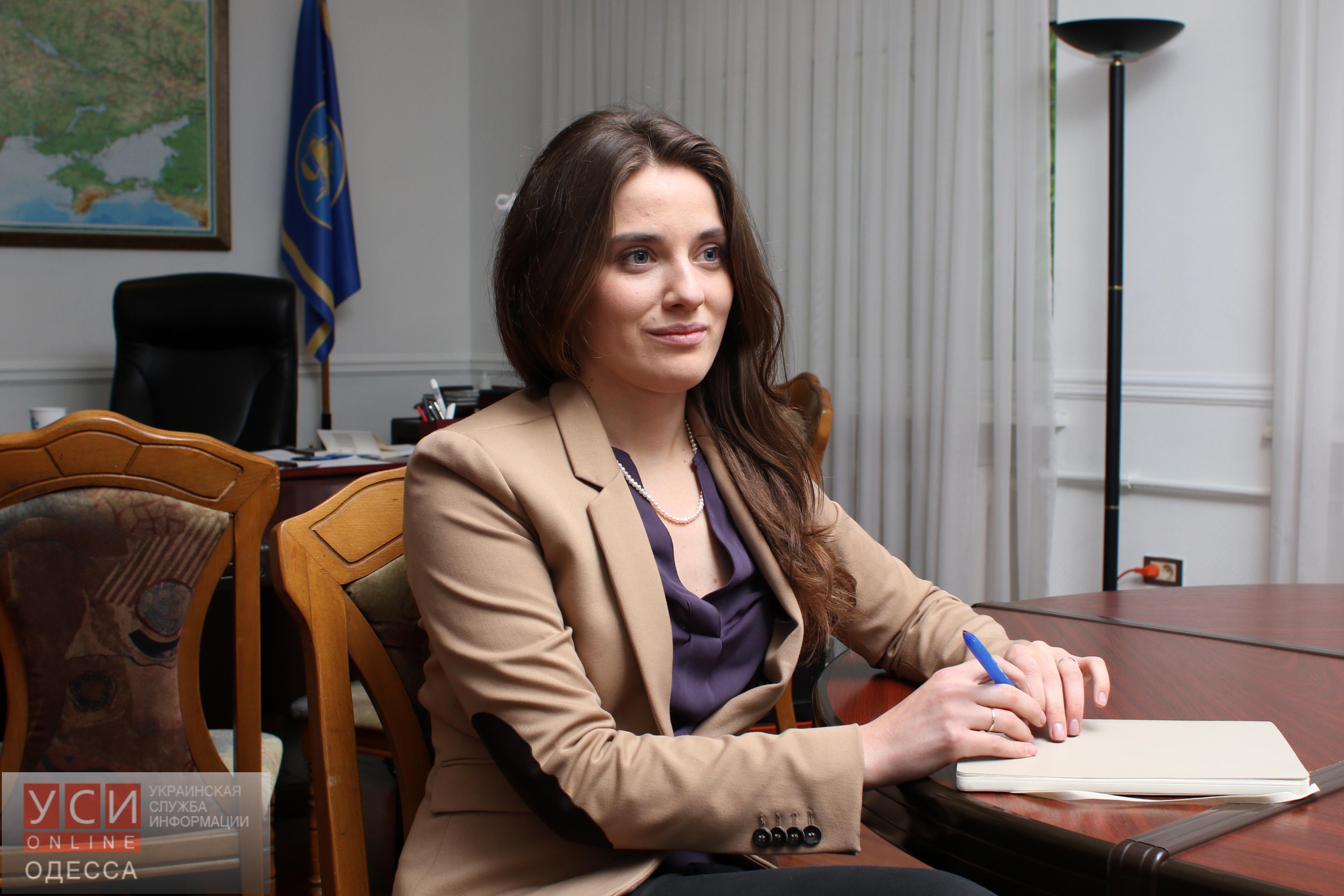 Юлия Марушевская: Одесская таможня – единственный шанс для бизнеса оформлять грузы без взяток