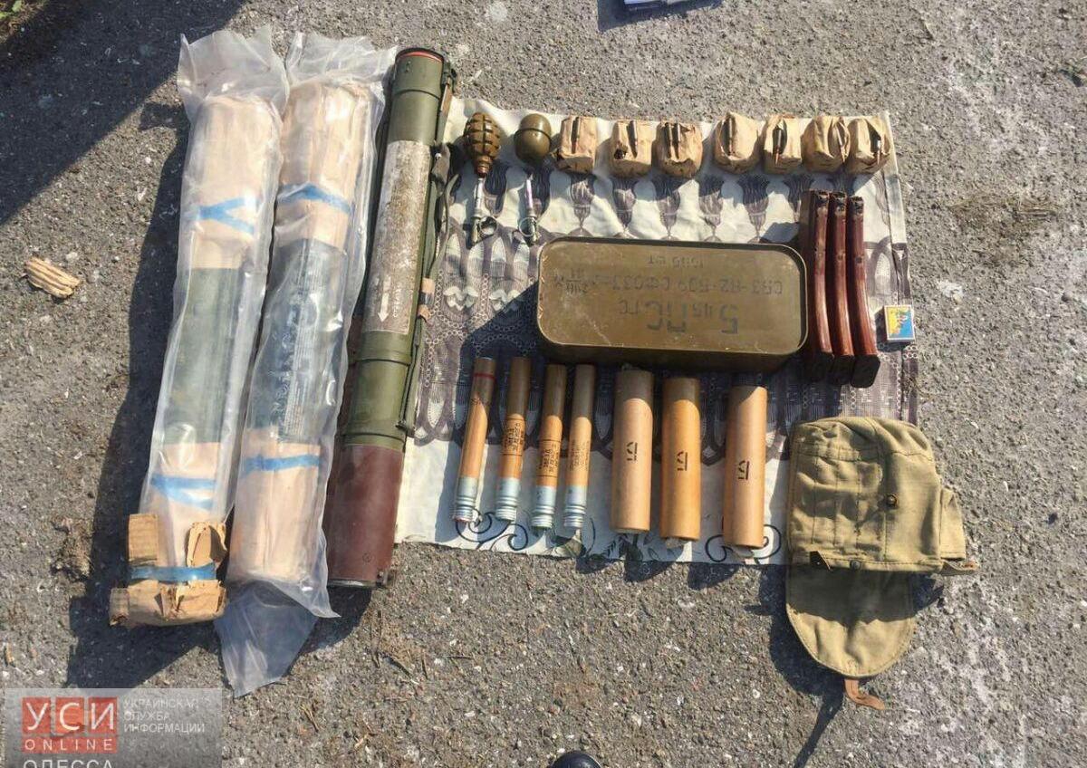 «Антимайдан» планировал применить взрывчатку на майские даты в Одессе, — СБУ «фото»