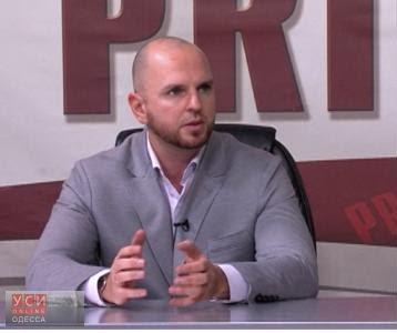 Сергей Дубенко покидает «Одестранспарксервис», но остается в команде мэра «фото»