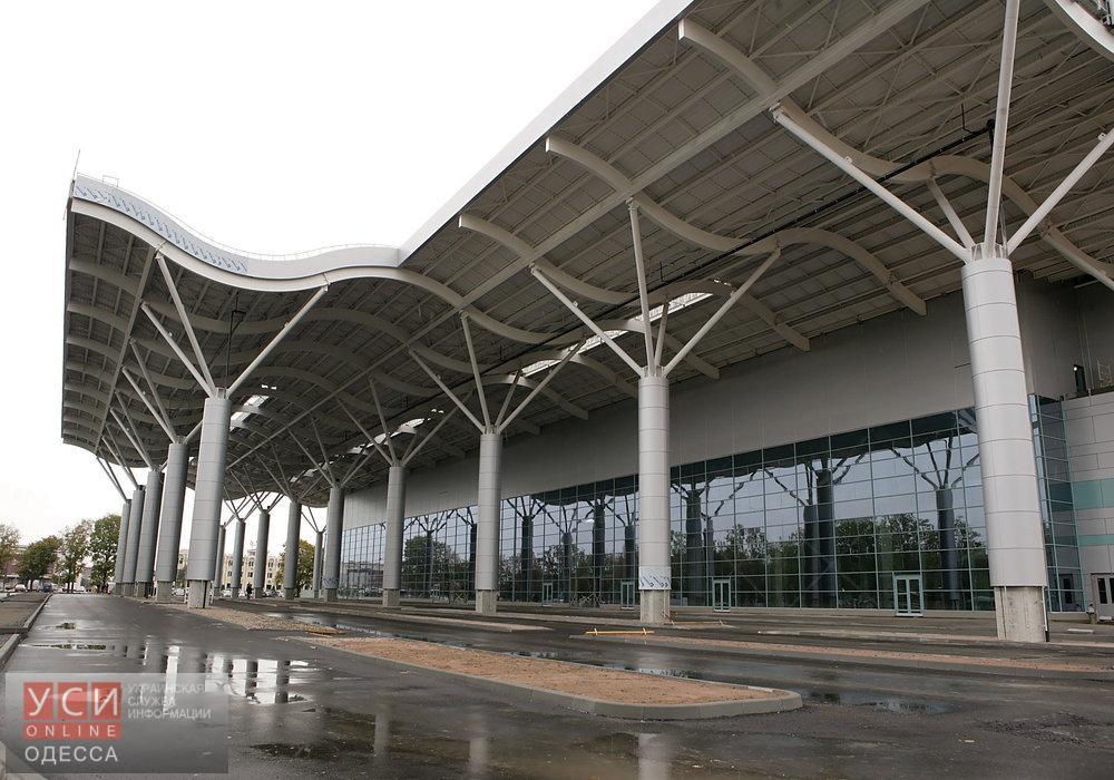 Мэрия проверит, как проходит строительство нового терминала одесского аэропорта «фото»