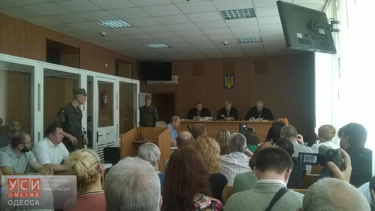 Подсудимый по «делу 2 мая» Мефедов обвинил еще несколько «евромайдановцев» в организации беспорядков «фото»