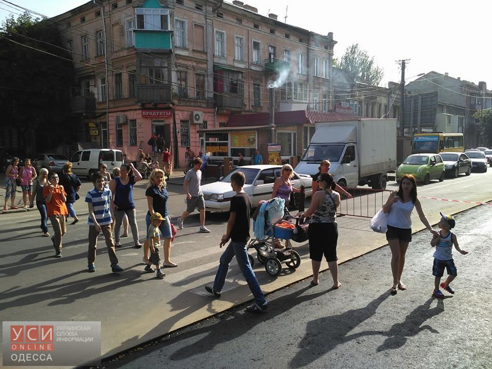 Жители домов вокруг Старосенной площади возмущены благоустройством, которое задумала мэрия (фото, видео) «фото»