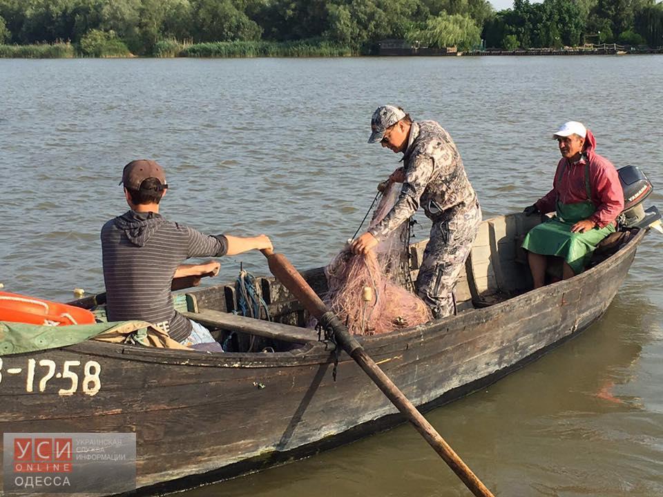 Ляшко ловил селедку в устье Дуная в Вилково «фото»