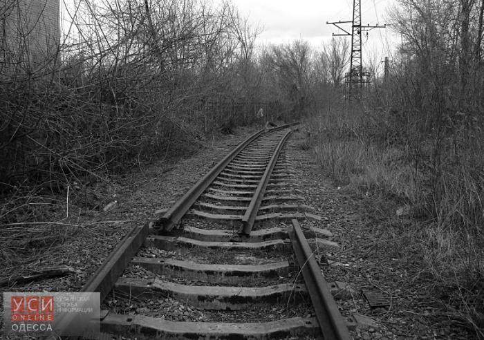 На Одесской железной дороге произошла авария: неизвестный разобрал колию на металлолом «фото»