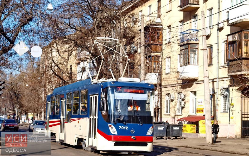 В Одессе появятся многосекционные трамвайные вагоны, собранные силами коммунальщиков «фото»
