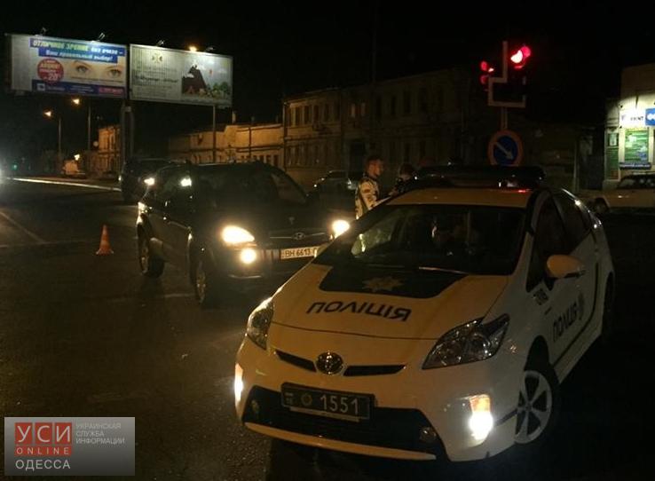 Пьяный водитель, прикрываясь просроченной «корочкой» чиновника, едва не устроил ДТП на Балковской «фото»
