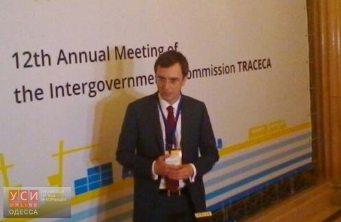 Министр инфраструктуры анонсировал реконструкцию взлетной полосы Одесского аэропорта «фото»
