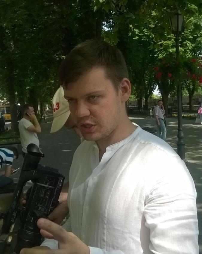 Одесситы принесли мэру подписи против строительства автодороги в парке «фото»